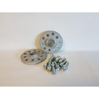H/&R Spurverbreiterung 30mm silber für Swift Sport Typ AZ