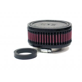 K&N Universal Rubber Filter R-1390