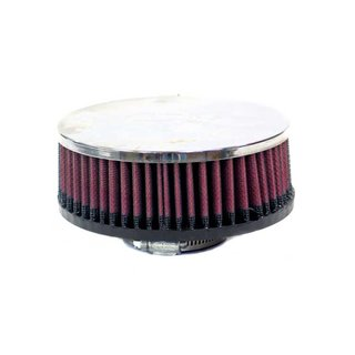 K&N Universal Chrome Filter RA-055V