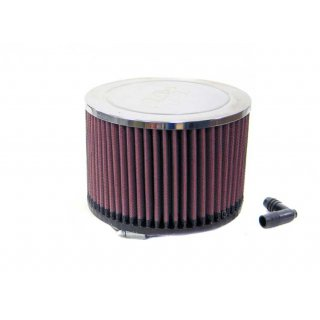 K&N Universal Chrome Filter RA-068V