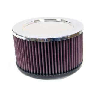 K&N Universal Chrome Filter RA-099V